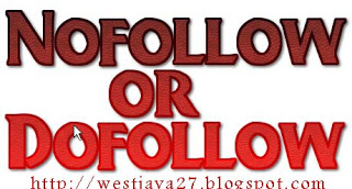 dofollow blog and nofollow blog