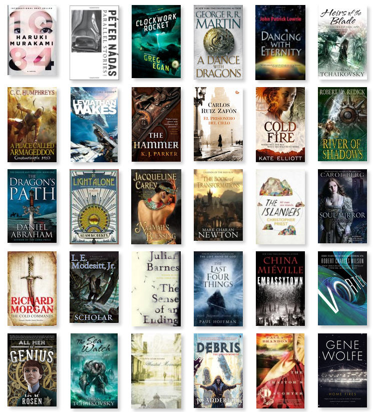 Book Cover Series List : Fantasy book critic my highly recomended books of in