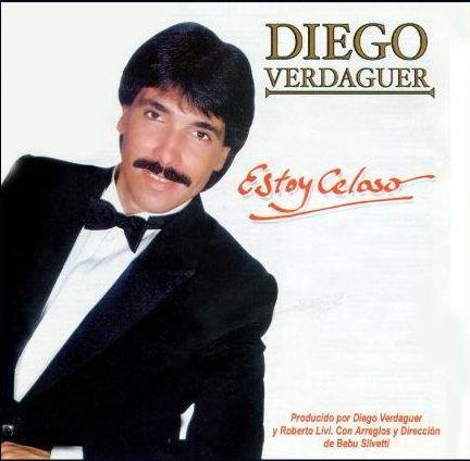 Diego Verdaguer - Estoy celoso (Álbum 1986)