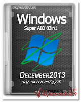 Windows 83 in 1 LEBIH SUPER AIO DESEMBER 2013