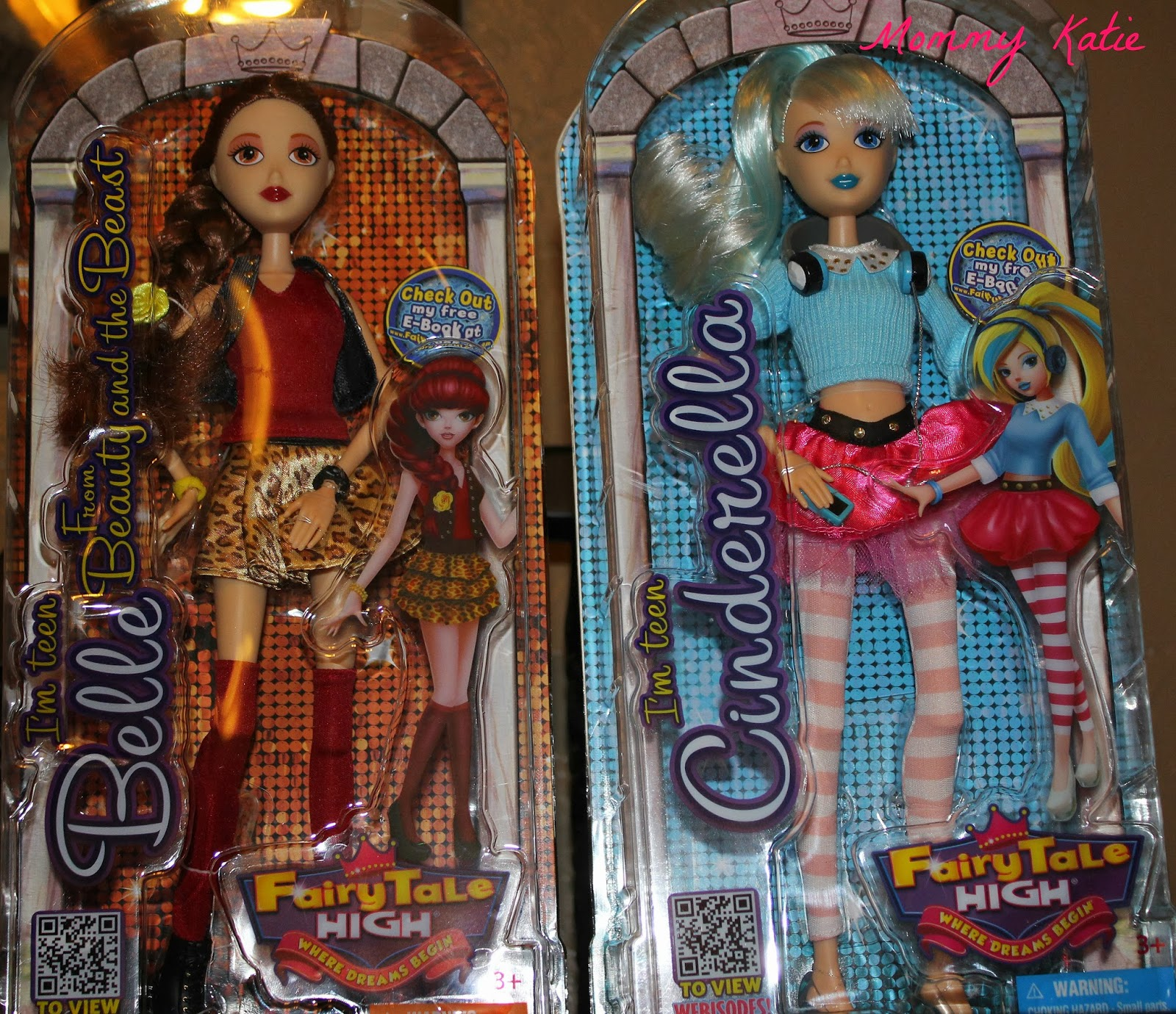 Mommy Katie: #Giveaway Fairy Tale High Dolls (Holiday Guide)