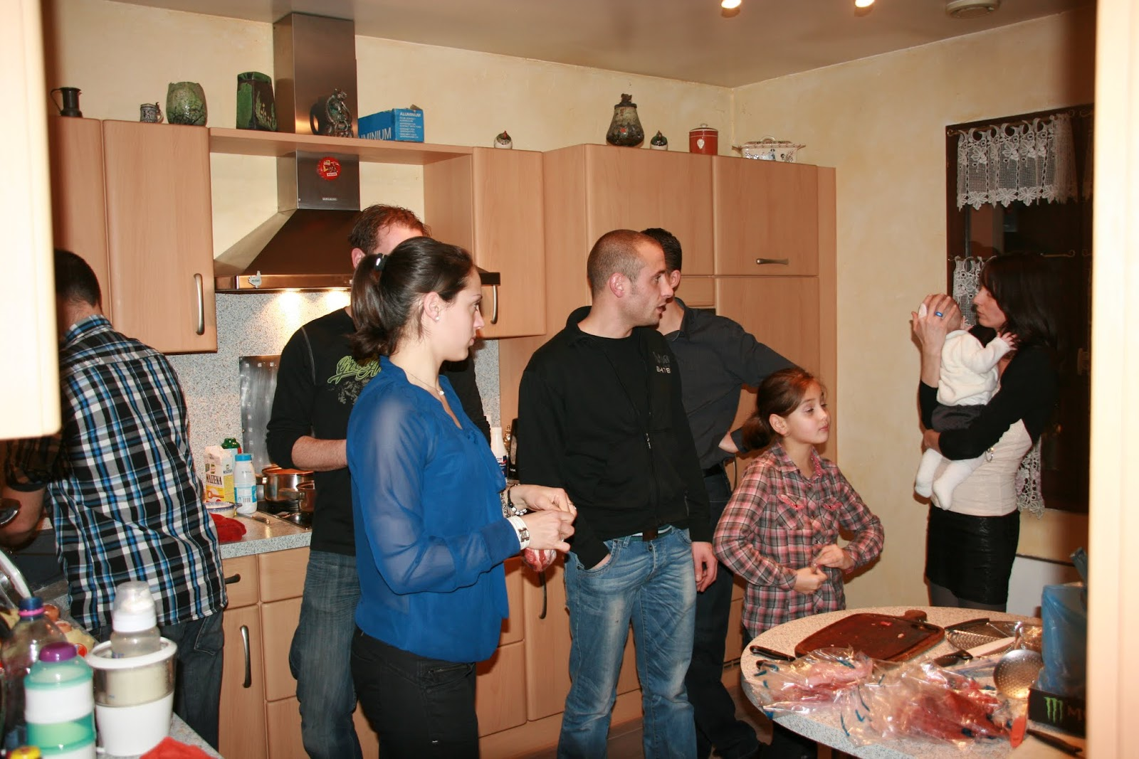 Nouvelles de geudertheim le nouvel an entre copains for Cuisine entre copains