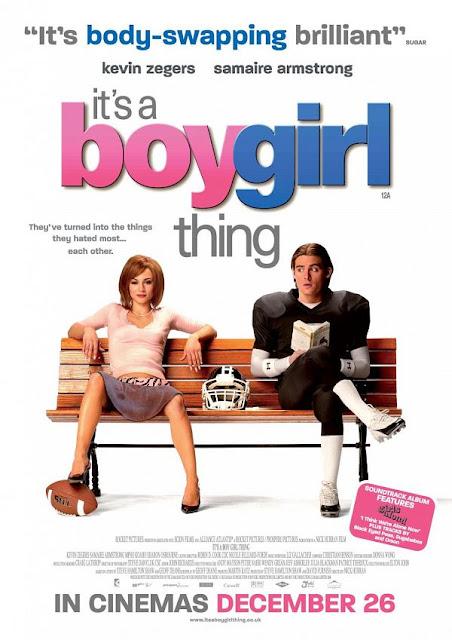 It's a Boy Girl Thing (2007) หนุ่มห้าวสลับสาวจุ้น