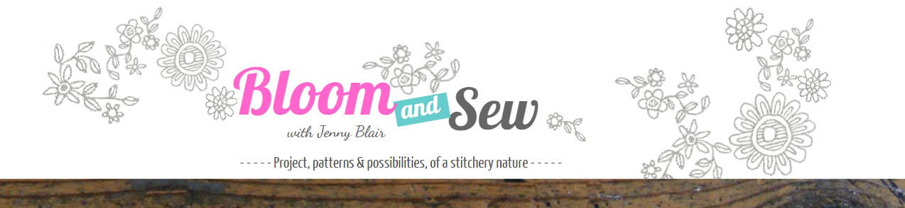 bloom and sew