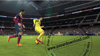 Download PESEdit 2014 Patch 2.1 Plus DataPack 3.0 and Games Version 1.06
