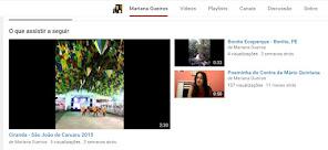 Meus vídeos :)