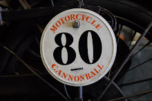 2012 pre1930 motorcycle cannonball