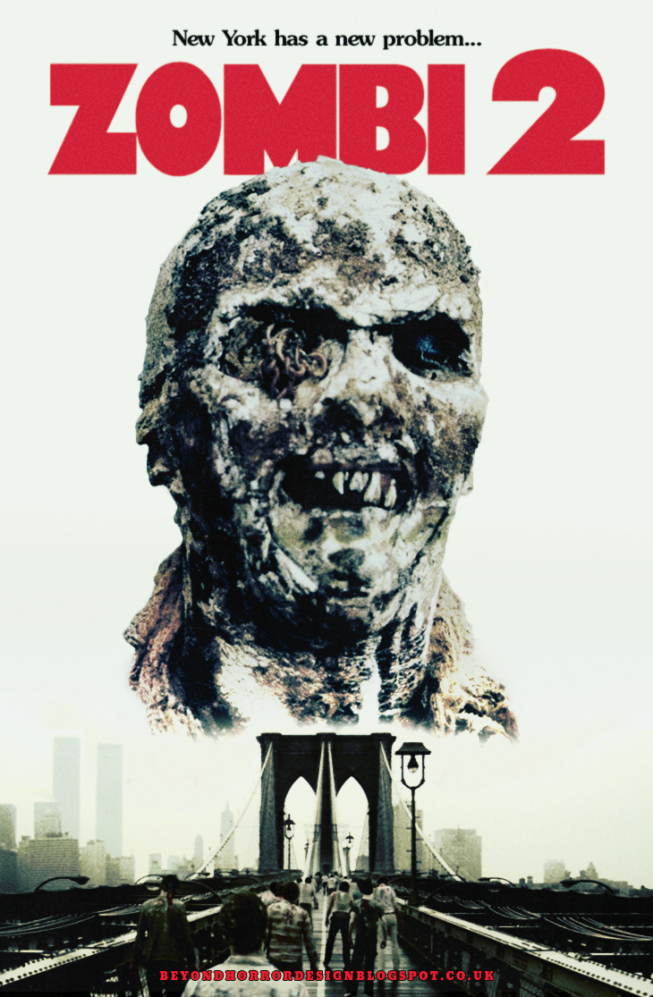 BEYOND HORROR DESIGN: ZOMBI 2 (Lucio Fulci 1979)
