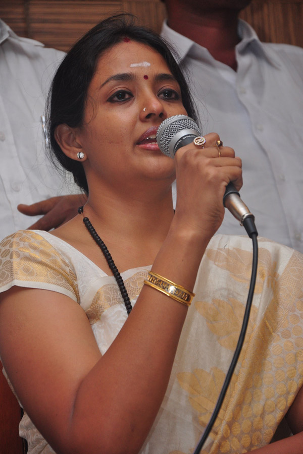 Ranjitha @ Pressmeet, Chennai - Photo Gallery | Movie BLOG