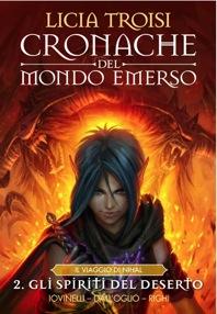 CRONACHE DEL MONDO EMERSO  - II STAGIONE vol.2