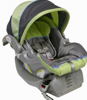 Baby trend car seat help infants to have a secure and comfy car ride
