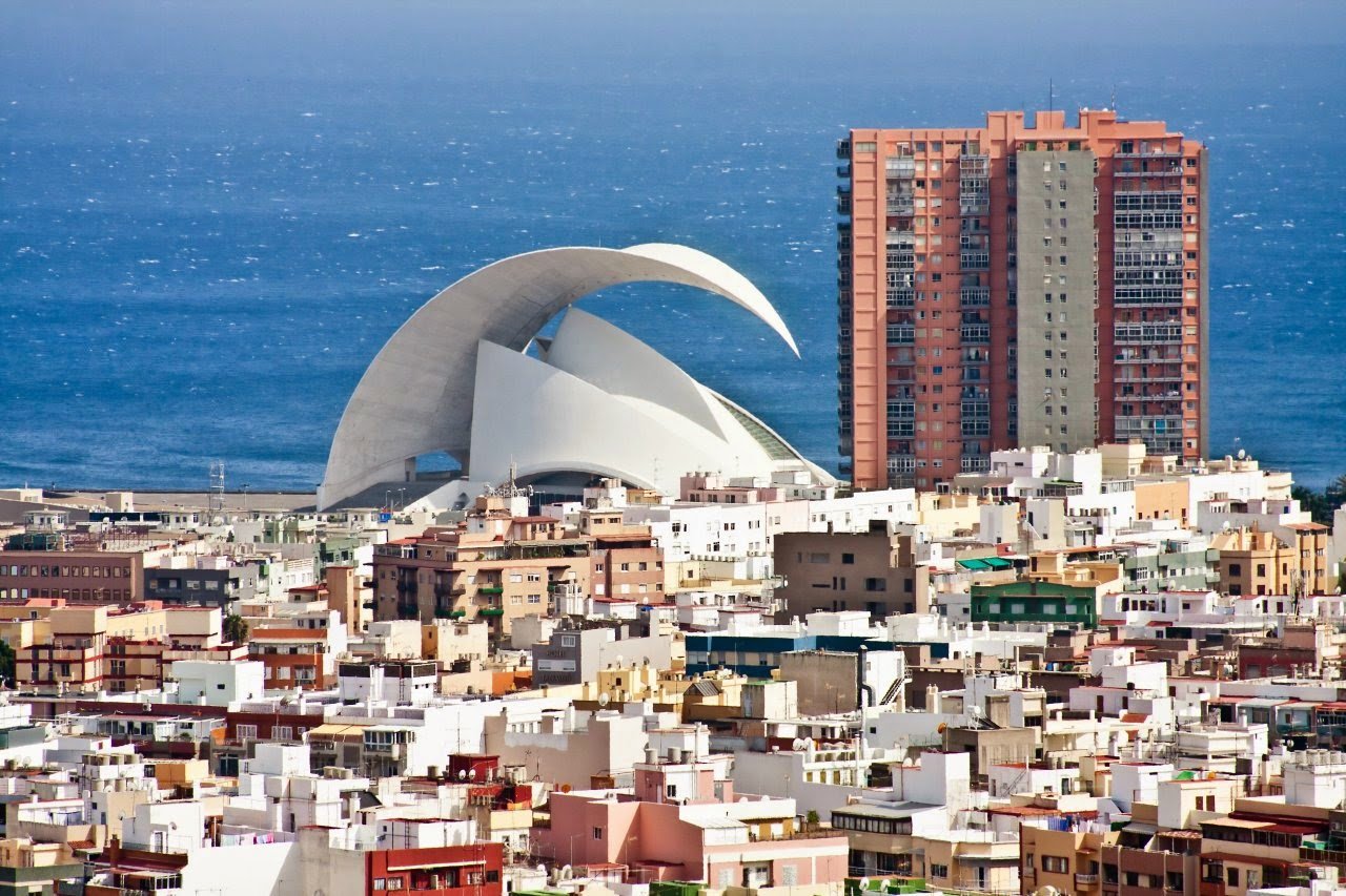 7 islands 2 capital cities lascasascanarias travel blog - Atico santa cruz de tenerife ...