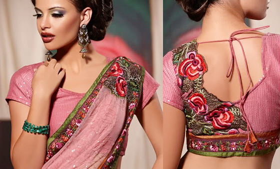 Recent Blouse Design 99