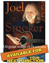 Joel Smoker song writer and performer
