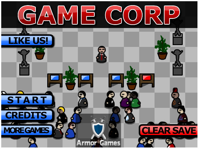 Armor Game : Game Corp