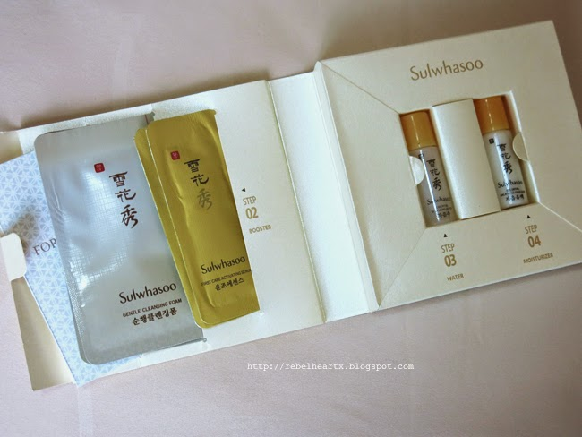 sulwhasoo gentle cleansing oil how to use