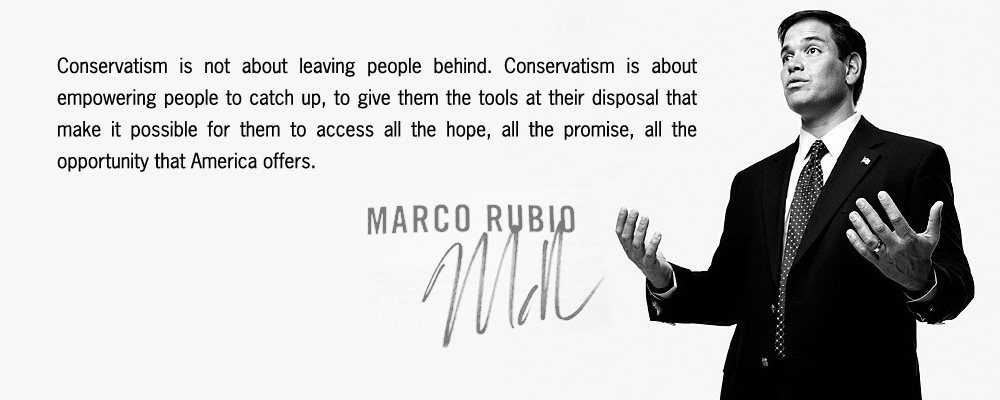 Marco Rubio Quotes Marco Rubio For President 2016 Marco Rubio Quote #1