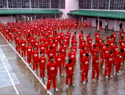 Cebu Dancing Inmates (from Cebu Provincial Detention and Rehabilitation Center) do the Gangnam Style