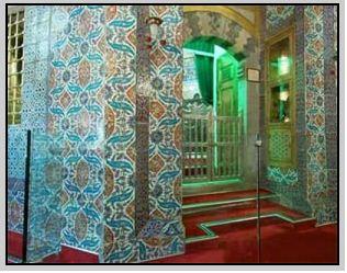 Kuburan Abu Ayyub al-Anshari (di Istanbul, Turki)
