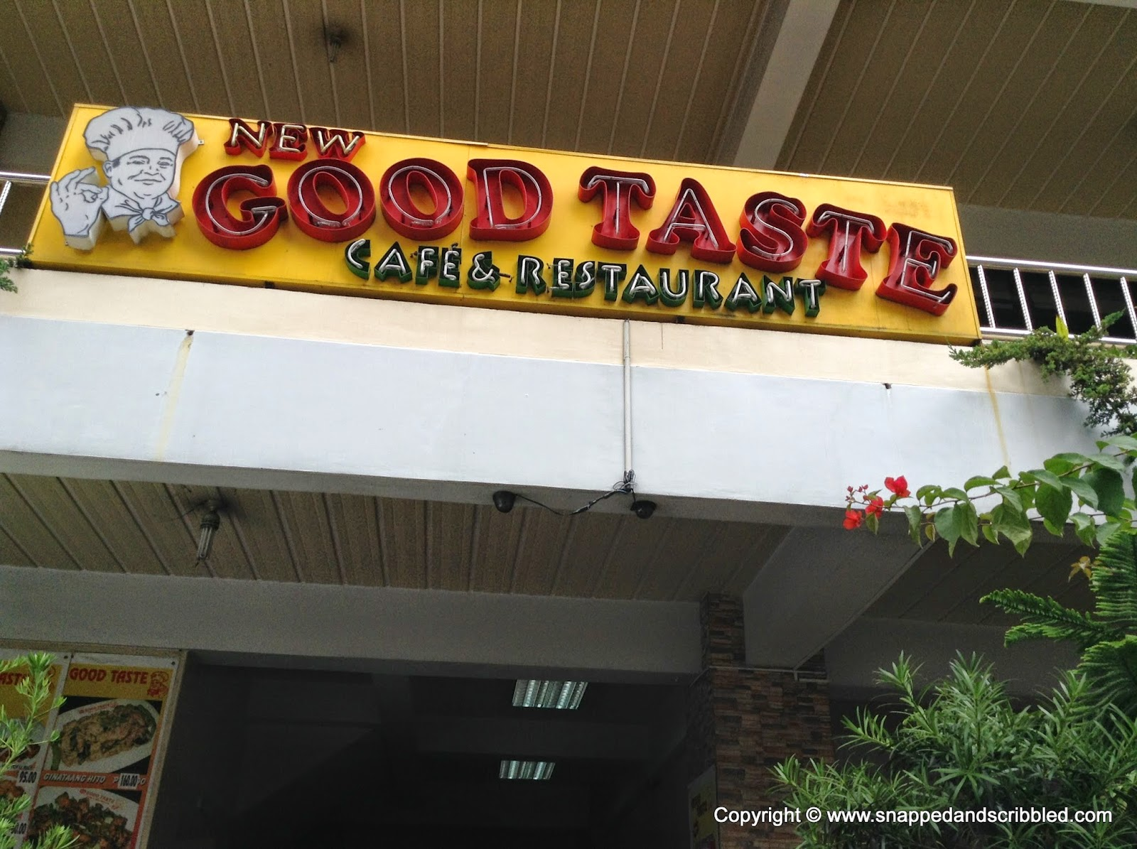 Where To Eat In Baguio: Good Taste Cafe & Restaurant