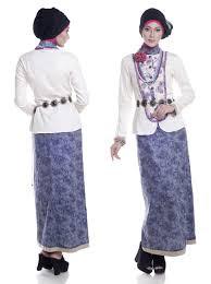 Gambar Dress batik remaja