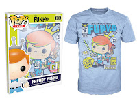 Pop! Tees: SDCC Freddy Funko