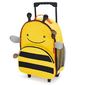 IMPORTED SKIPHOP ROLLING LUGGAGE-BUMBLE BEE RM185