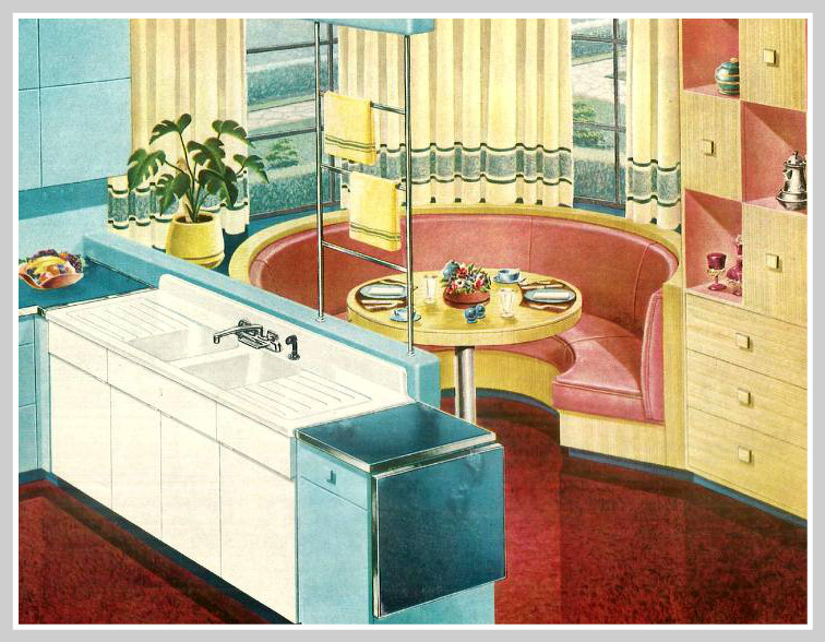 1950 Kitchen Magnificent Everythingcroton 1950 Catalog More Kitchens Bathrooms & Living Design Decoration