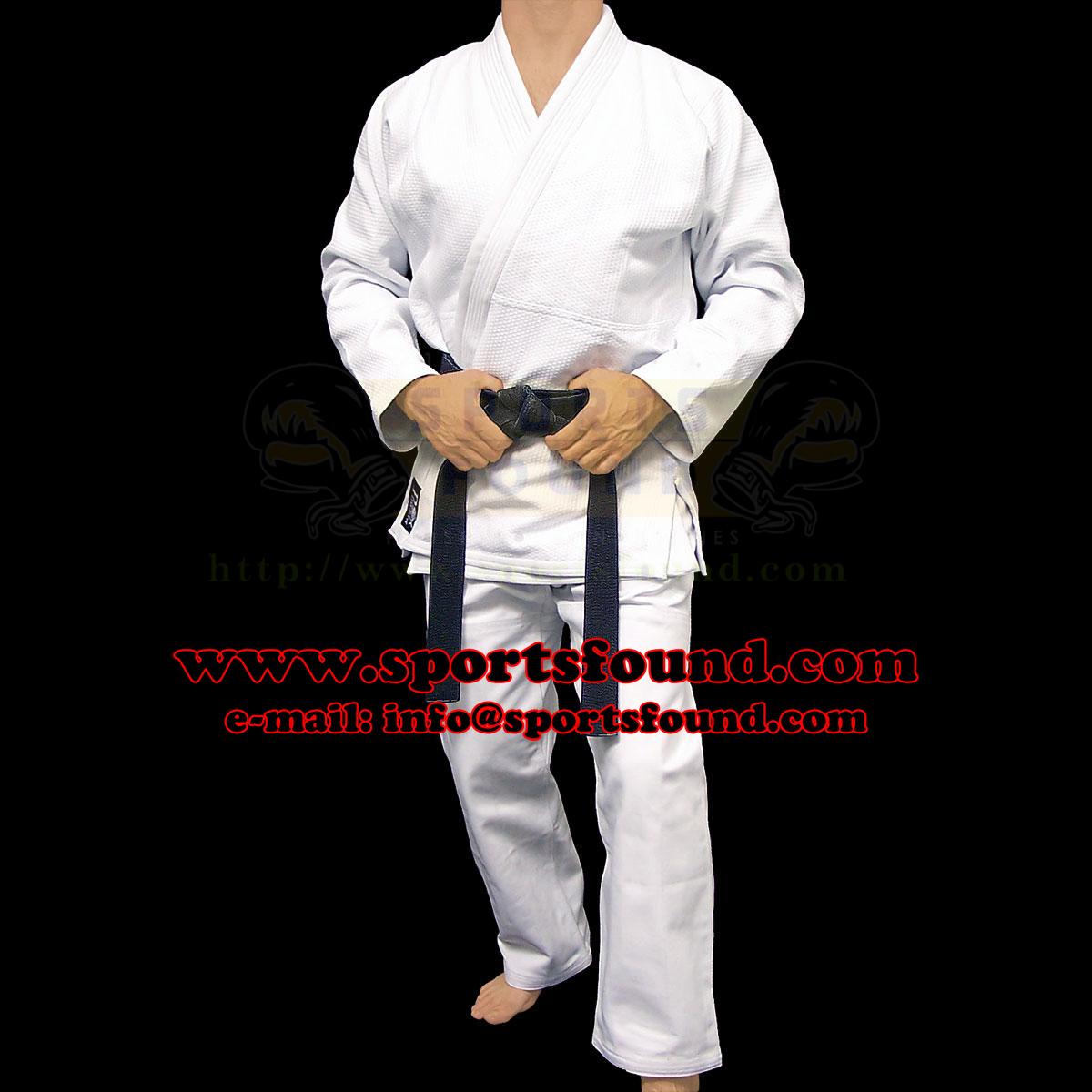 Double Weave Brazilian Jiu Jitsu Gi 94