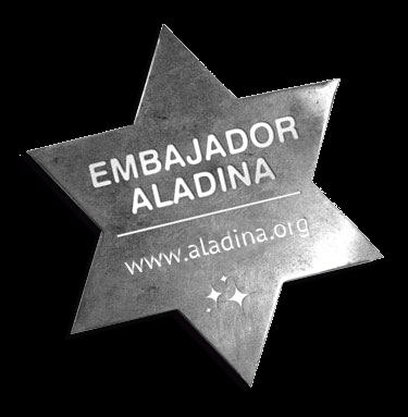Admirador Onanista colabora con Fundación Aladina.