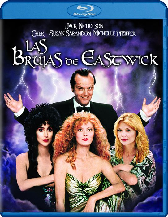 The Witches of Eastwick (1987) Audio Latino BRRip 720p Dual