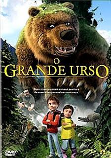 Filme Poster O Grande Urso DVDRip XviD Dual Audio & RMVB Dublado
