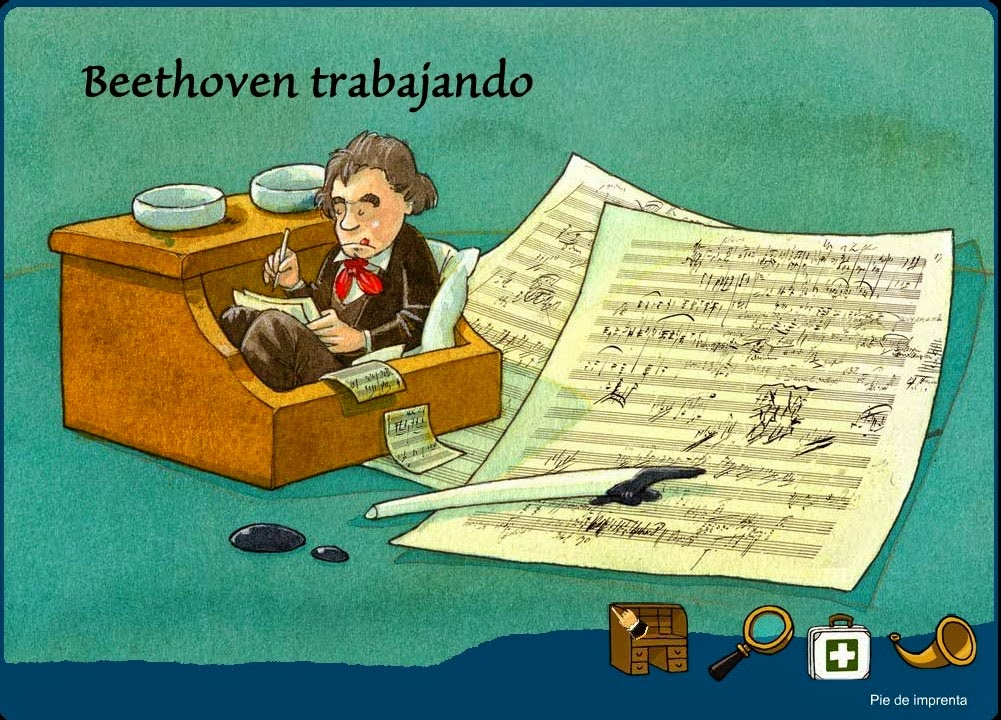 COMPOSITORES: BEETHOVEN