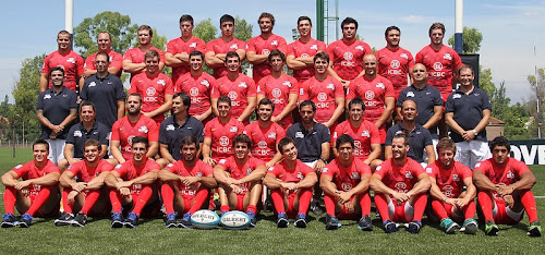 Pampas XV rumbo a la Pacific Cup