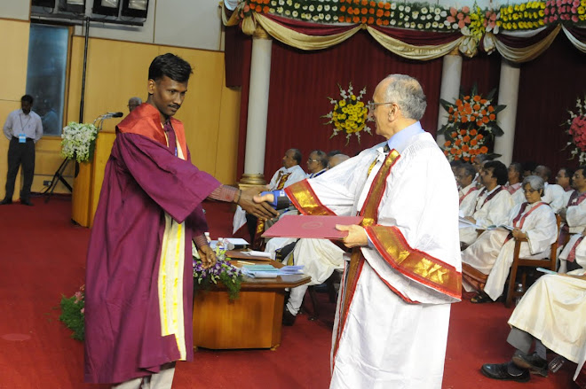 Convocation at IIT-M