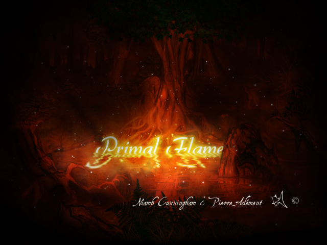 Primal Flame Cover