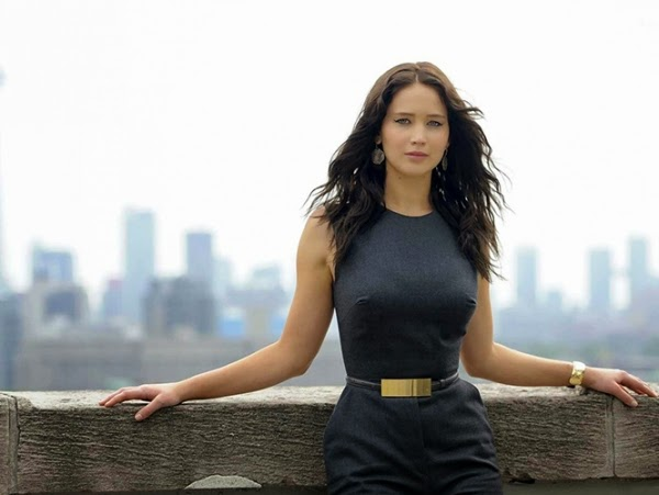 Jennifer Lawrence: Hottest & Sexiest woman of 2014(Full List)