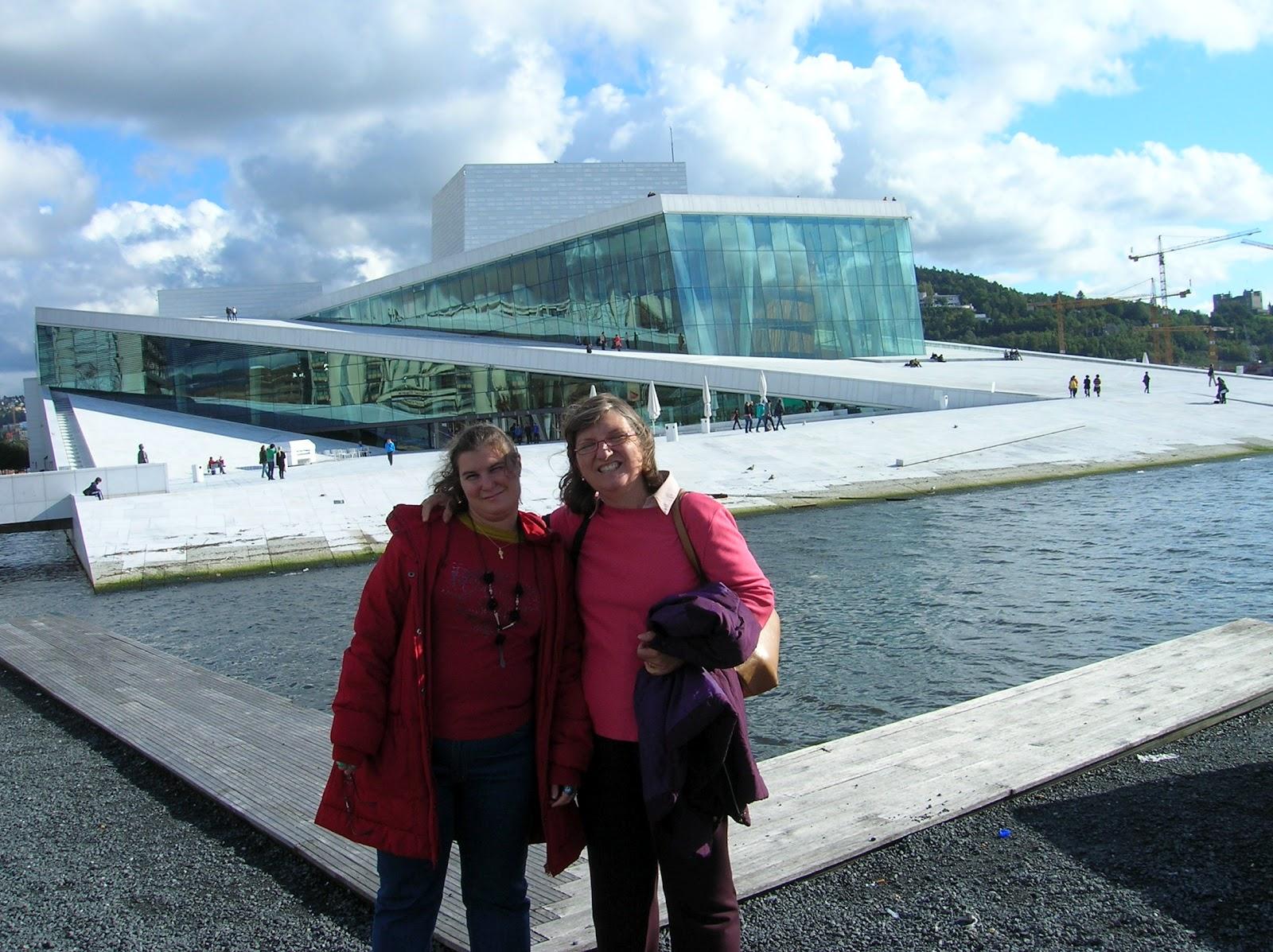 Opera House, oslo, noruega, vuelta al mundo, round the world, información viajes, consejos, fotos, guía, diario, excursiones