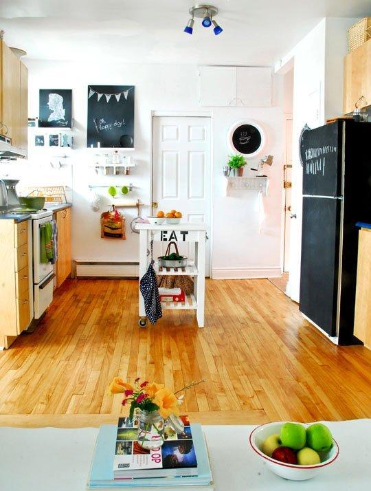 Diy carro para la cocina la garbatella blog de for Mueble camarera cocina