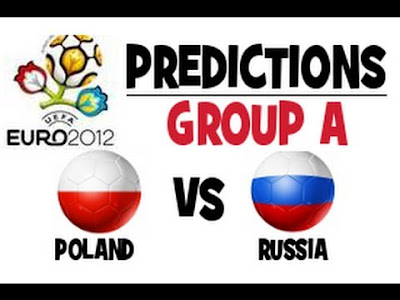 Poland v Russia Live Streaming Euro 2012