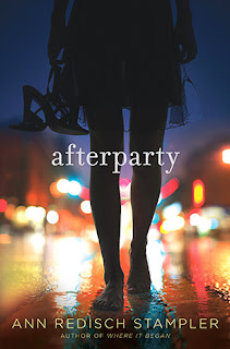 Afterparty book cover Ann Redisch Stampler