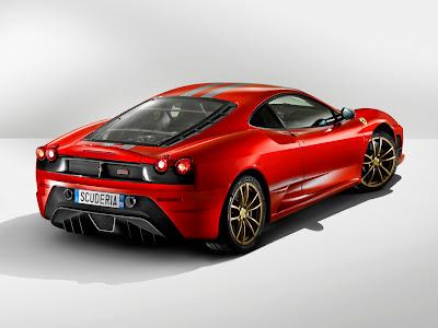 2012 Ferrari 430 Scuderia