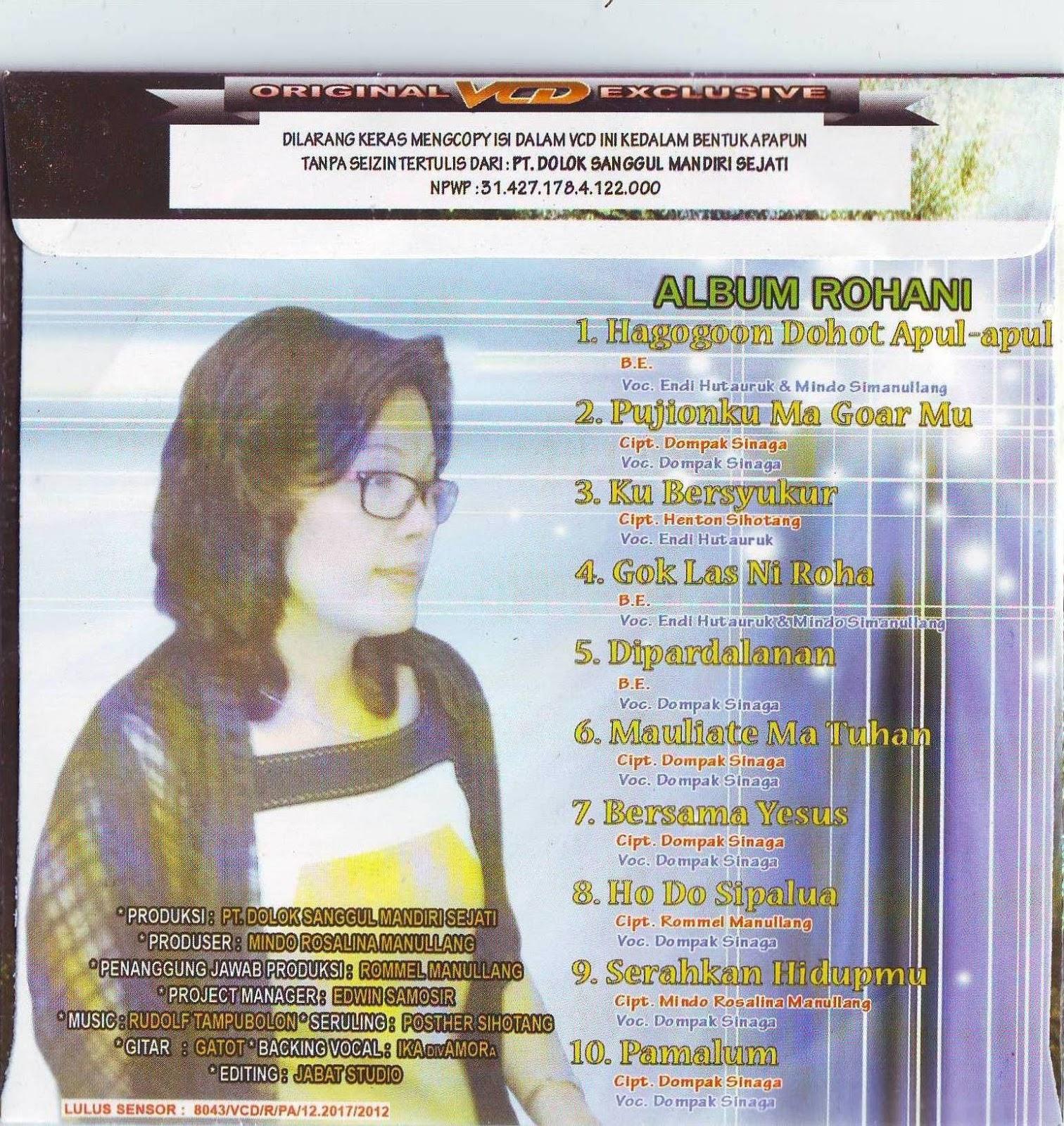 Chord Gitar Lagu Rohani Dia Raja: Dompak Sinaga: 02/03/13