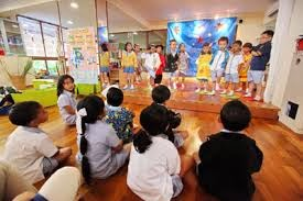 Modern Singapore Preschool Method