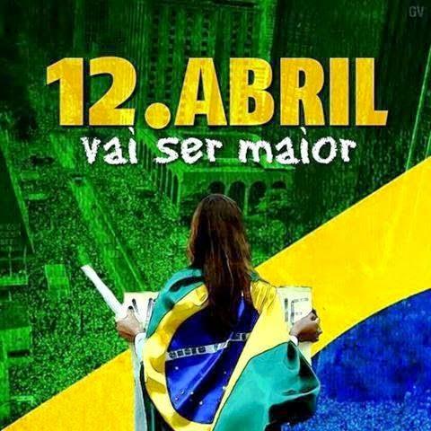 12 de abril...