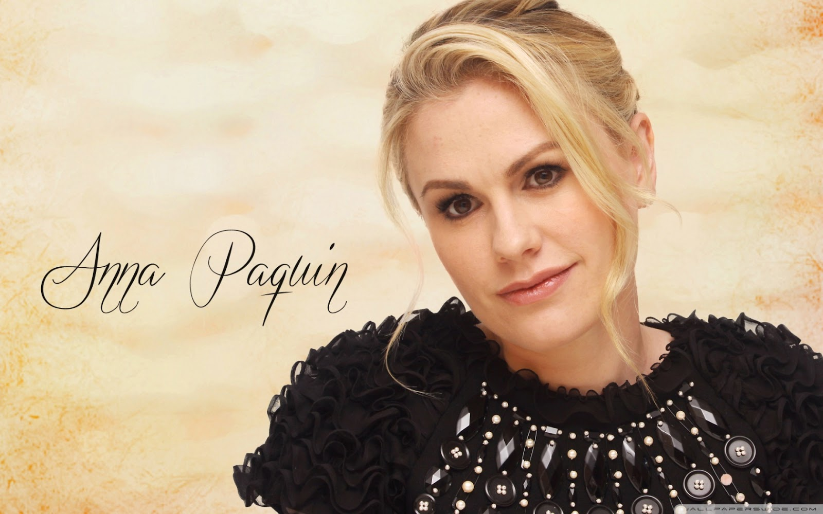 Anna Paquin High Resolution