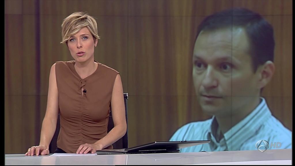 MARIA JOSE SAEZ, LAS NOTICIAS DE LA MAÑANA (19.06.13)