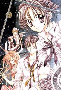 full moon  anime