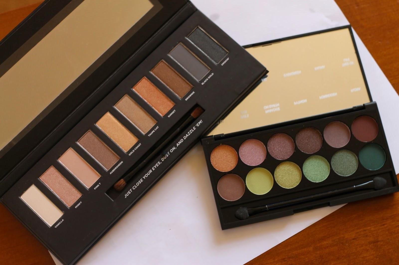 Soap & Glory Perfect Ten Eyeshadows