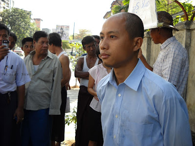 >Ko Phoe Phyu and farmers freed